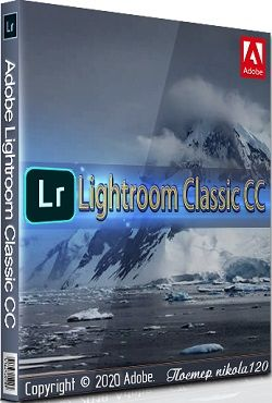 Adobe Photoshop Lightroom Classic 10.0.0.10 [x64] (2020)