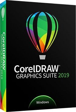 CorelDRAW Graphics Suite 2019 21.3.0.755 русская версия