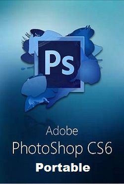 Photoshop CS6 Portable на русском
