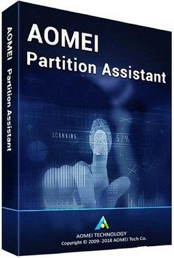 AOMEI Partition Assistant Standard Edition 8.6.0