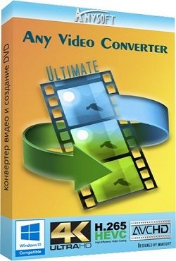 Any Video Converter Professional 7.0.7