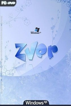 Zver DVD Windows XP SP 3 русская версия