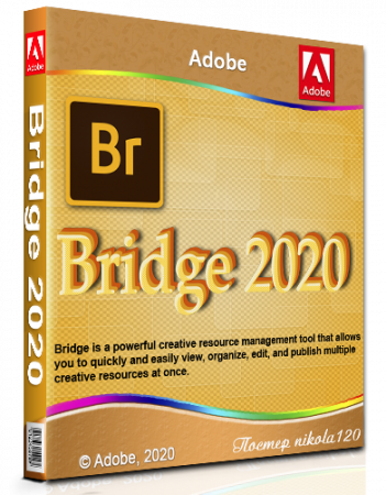 Adobe Bridge 2020 10.1.1.166 RePack by KpoJIuK