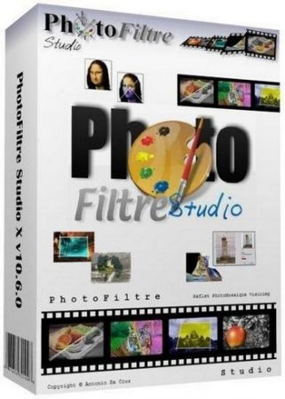 PhotoFiltre Studio X 10.14.1