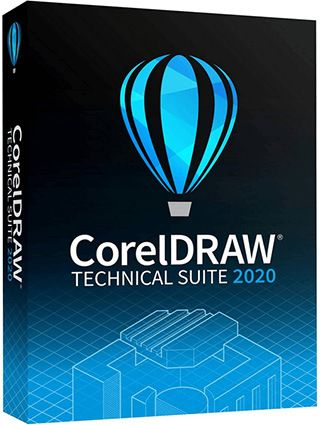 CorelDRAW Technical Suite 2020 22.2.0.532 [x64]