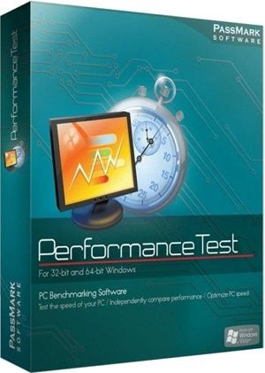 PassMark PerformanceTest 10.1 Build 1000