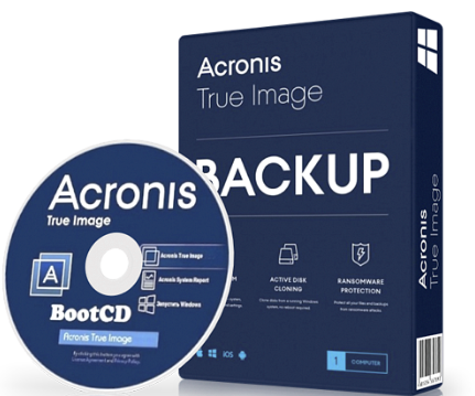 Acronis True Image 2021 Build 32010 BootCD