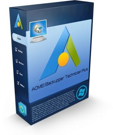 AOMEI Backupper Technician Plus 6.5.0 [DC 08.04.2021]