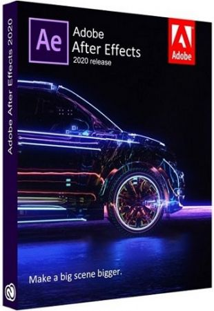 Adobe After Effects 2020 17.5.1.47 [x64] (2020)