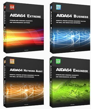 AIDA64 Extreme / Engineer / Business / Network Audit 6.30.5500 Final