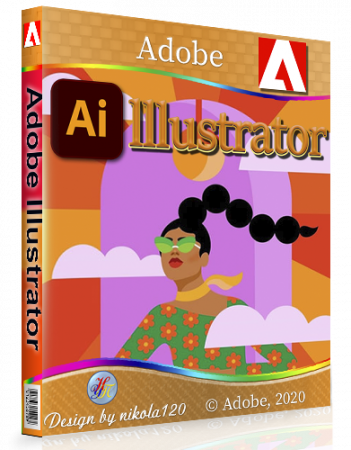 Adobe Illustrator 2021 25.0.1.66 [x64]